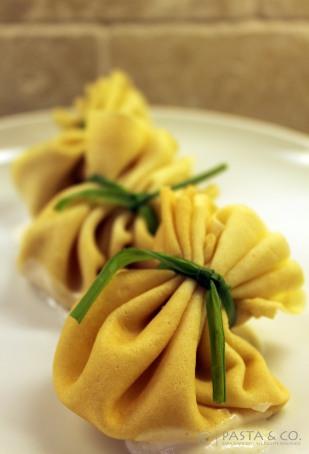 Crêpes | Asparagus Mousse