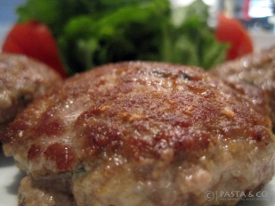Nonna's Rustic Hamburgers