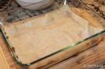 Lasagna | Layering with Bechamel and Pasta Sheets