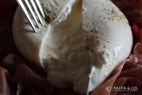 Burrata   Creamy Delight
