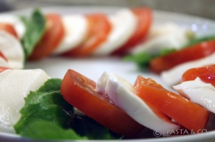 The easiest thing on earth: Caprese https://pastaandco.wordpress.com/2013/10/17/the-easiest-thing-on-earth-caprese/