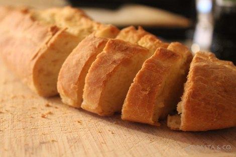 Freshly Baked Bread | Sliced