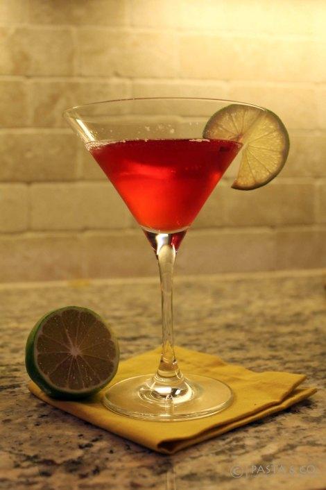 Agua de Jamaica | Cocktail