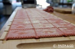 Tavola Pasta | Beet Ravioli